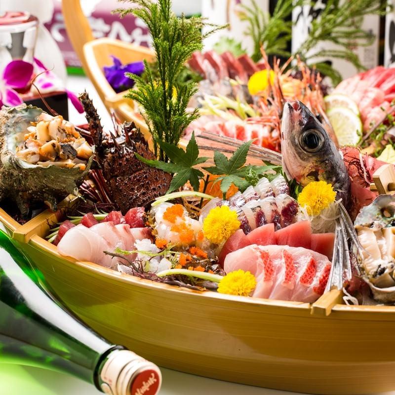 カニ・魚貝類